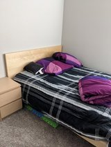 IKEA Queen Size Bed in Kirtland AFB, New Mexico