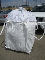 """Supersacks, about 40 x 40 x 40"""" hold up to 3000 lbs, bag of 16 for $80 in Camp Pendleton, California"""