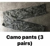 Camouflage clothes & gloves in Warner Robins, Georgia