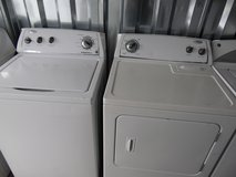 WHIRLPOOL washer & dryer (free delivery) credit card accepted in Camp Lejeune, North Carolina