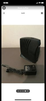 Motorola SURFboard SB5101 Wireless Router Cable Modem in Camp Pendleton, California