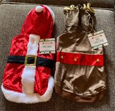 Small Dog Santa/Reindeer Suits in Naperville, Illinois