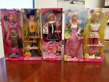 Barbie Holliday Collections in Nellis AFB, Nevada