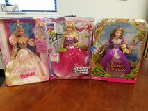 Barbie Holliday Collections 4 in Nellis AFB, Nevada