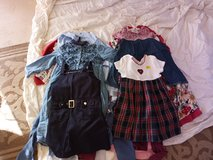 Size 5 little girl clothes in Alamogordo, New Mexico