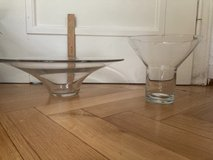 Decorative glass candle holders in Stuttgart, GE