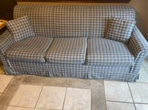 Sofa with Reclining bed in Naperville, Illinois