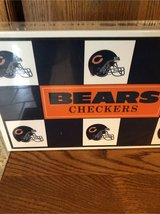 Chicago bears checkers game in Naperville, Illinois