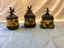 Three Rooster Containers in Naperville, Illinois