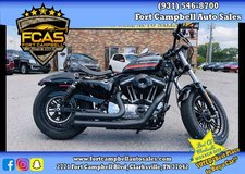 2018 Harley-Davidson XL1200XS Forty-Eight Special in Fort Campbell, Kentucky
