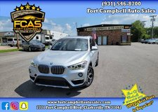 2017 BMW X1 xDrive28i Sport Utility 4D 4 AWD 4-Cyl, Twin Turbo, 2.0L in Fort Campbell, Kentucky