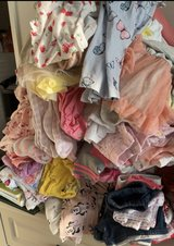 Girl clothes newborn to 9 months in Okinawa, Japan