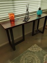 Console table in 29 Palms, California