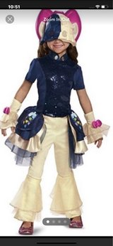 HALLOWEEN COSTUME MY LITTLE PONY THE MOVIE SIZE 4-6X in Camp Pendleton, California
