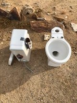 FREE toilet, nothing wrong with it in 29 Palms, California