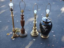 CHOICE OF TABLE LAMPS in Naperville, Illinois