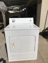 Extra large Capacity Whirlpool Estate model Gas Dryer in Alamogordo, New Mexico