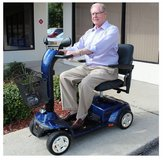 4 Wheel Mobility Scooter, Golden Companion GC440C in Kingwood, Texas