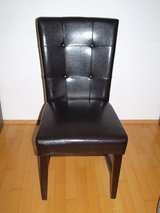 PCS: NEW Dining Chair (came with the place) got 4 in Wiesbaden, GE