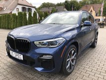 2021 BMW X5 40i X-Drive M-Sport*Only 5,430 Miles*7 Seats* in Spangdahlem, Germany