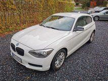 BMW 116 Diesel / manual / clean Title / very good Condition in Spangdahlem, Germany
