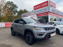 2019 Jeep Compass Trailhawk 4×4 in Spangdahlem, Germany