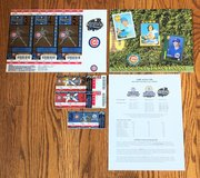 CUBS 2003 TICKETS - CHAMPIONSHIP SERIES + PHANTOM TIE BREAKER + DIVISION SERIES + WORLD SERIES +++ in Naperville, Illinois