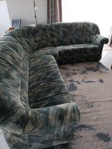 Used Large Couch in Ramstein, Germany