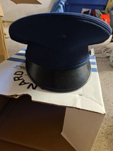 Cap military style bus driver hat in Ramstein, Germany