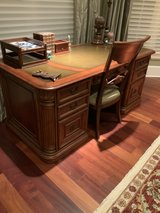 Executive Desk and Chair in Beaufort, South Carolina