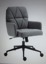 New Office / Desk Chair with Double Thick Padded Backrest in Fort Campbell, Kentucky