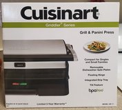 BRAND NEW Cuisinart Griddler Grill and Panini Press 3in1 in Camp Pendleton, California