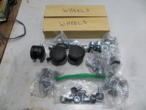 Wheel caster kits for Wire shelving in Alamogordo, New Mexico