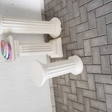 Decorative Plant Clay Pillars X 4 FREE in Ramstein, Germany