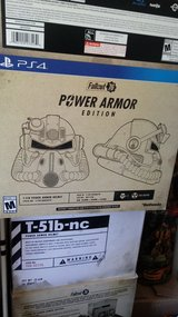 The Ultimate FALLOUT FAN brand New sealed FALLOUT 76 Power Armor Edition Game for XBOX ONE and PS4 in Alamogordo, New Mexico