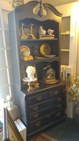 Black drawers and shelves in Alamogordo, New Mexico