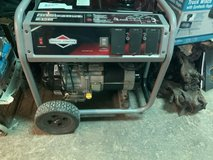 Generator,,several years old,,,but never used in Alamogordo, New Mexico