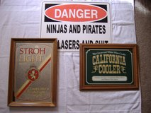 SIGNS in 29 Palms, California