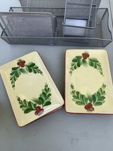 Southern Living dessert plates in Kingwood, Texas