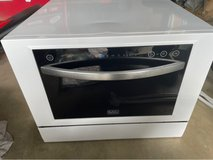 black and decker counter top dishwasher in Okinawa, Japan