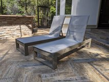 West Elm Portside Lounge Chairs in Beaufort, South Carolina