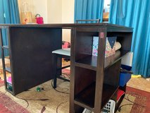 Counter Height Desk w/ Chairs in Okinawa, Japan