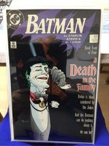 Batman Death in the Family #428 and #429 in Okinawa, Japan
