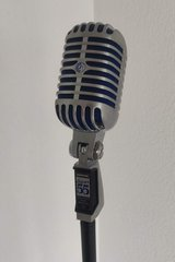 Microphone + Cables > Shure Super 55 BLUE in Ramstein, Germany
