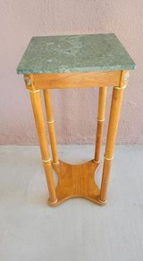 Mable top side table/planter stand in 29 Palms, California
