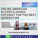 Professional Advanced American Accent Online Class with Sr.Coach Beejay in Ramstein, Germany