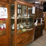 Antique Display Cabinet     Article number: 062312 in Ramstein, Germany