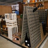Double-sized Champagne Bottle Racks    Article number: 061480 in Ramstein, Germany