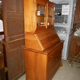Antique Styled Secretary Cabinet     Article number: 055293 in Ramstein, Germany