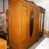 Antique Wardrobe         Article number: 062610 in Ramstein, Germany